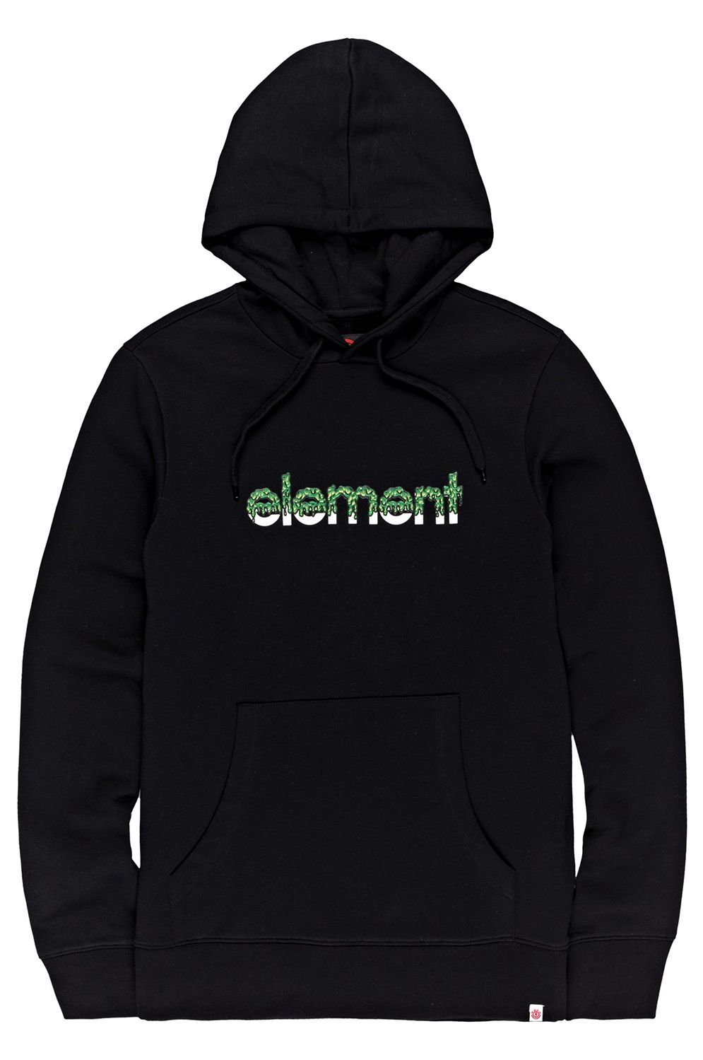 Sweat Capuz Element PROTON CAPSULE GHOSTBUSTERS Flint Black