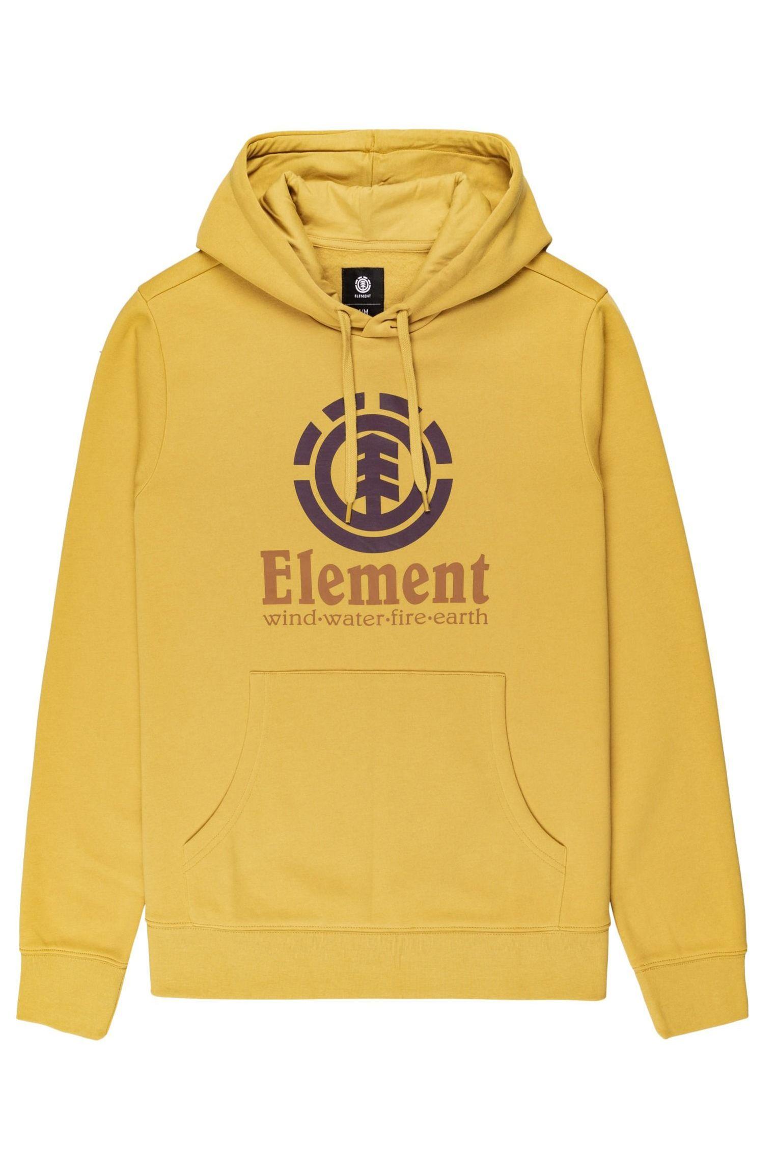 Element Sweat Hood VERTICAL HOOD Sauterne