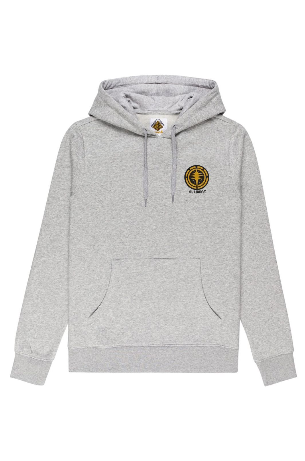 Element Sweat Hood ROTATION HOOD TIMBER COLLECTION Grey Heather