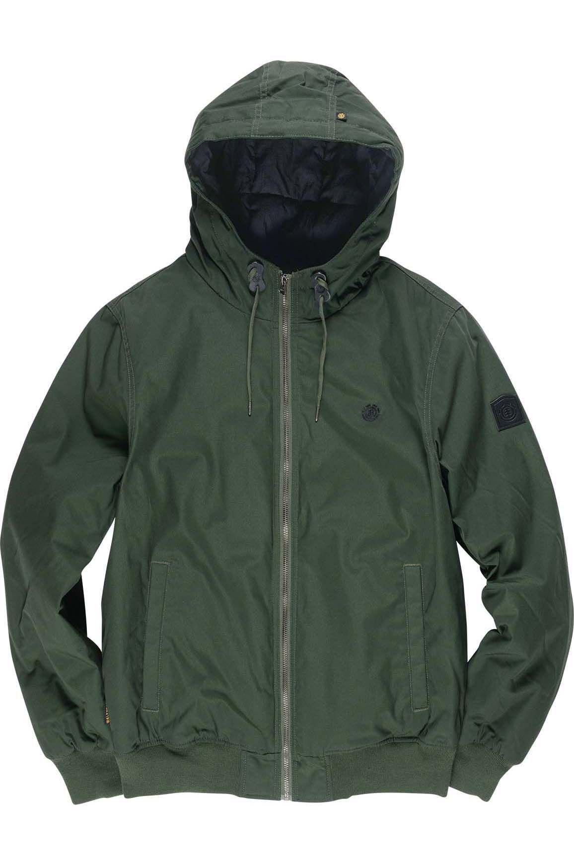 Element Jacket DULCEY WOLFEBORO Olive Drab