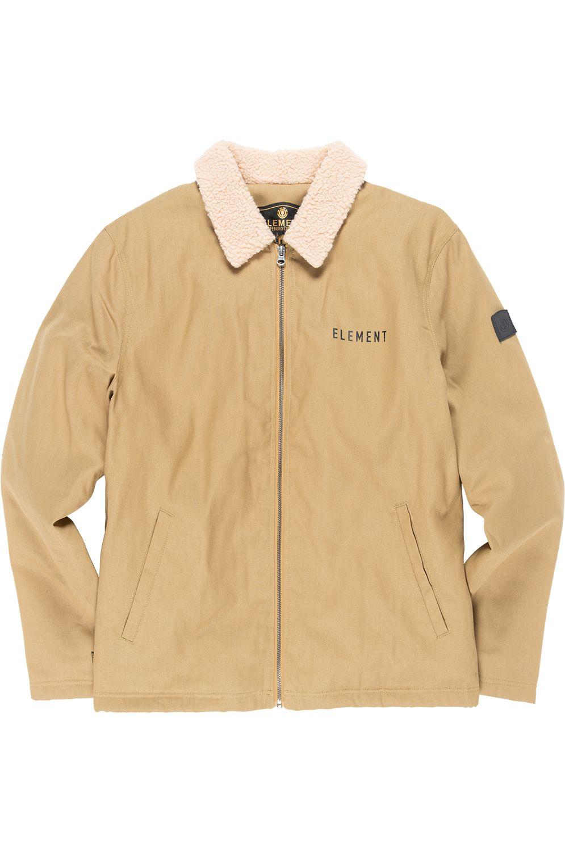 Element Jacket MURRAY WORK WOLFEBORO Canyon Khaki