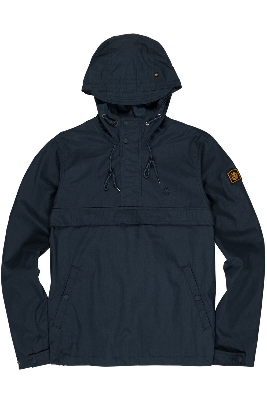 Element Jacket BARROW LIGHT WOLFEBORO Eclipse Navy