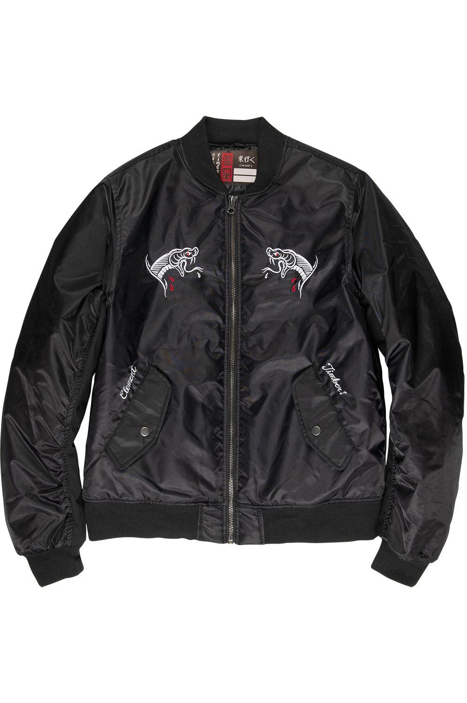 Element Jacket GO EAST SOUVENIR TIMBER COLLECTION Flint Black