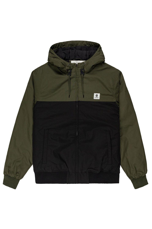 Element Jacket DULCEY TWO TONES WOLFEBORO Flint Black