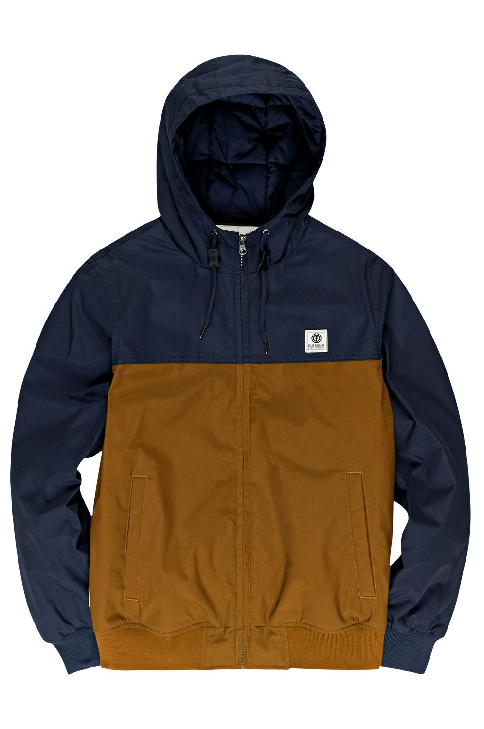 Element Jacket DULCEY TWO TONES WOLFEBORO Gold Brown