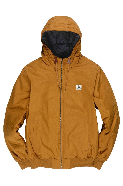 Element Jacket DULCEY WOLFEBORO Gold Brown