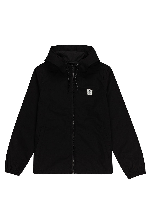 Element Jacket ALDER LIGHT WOLFEBORO Flint Black