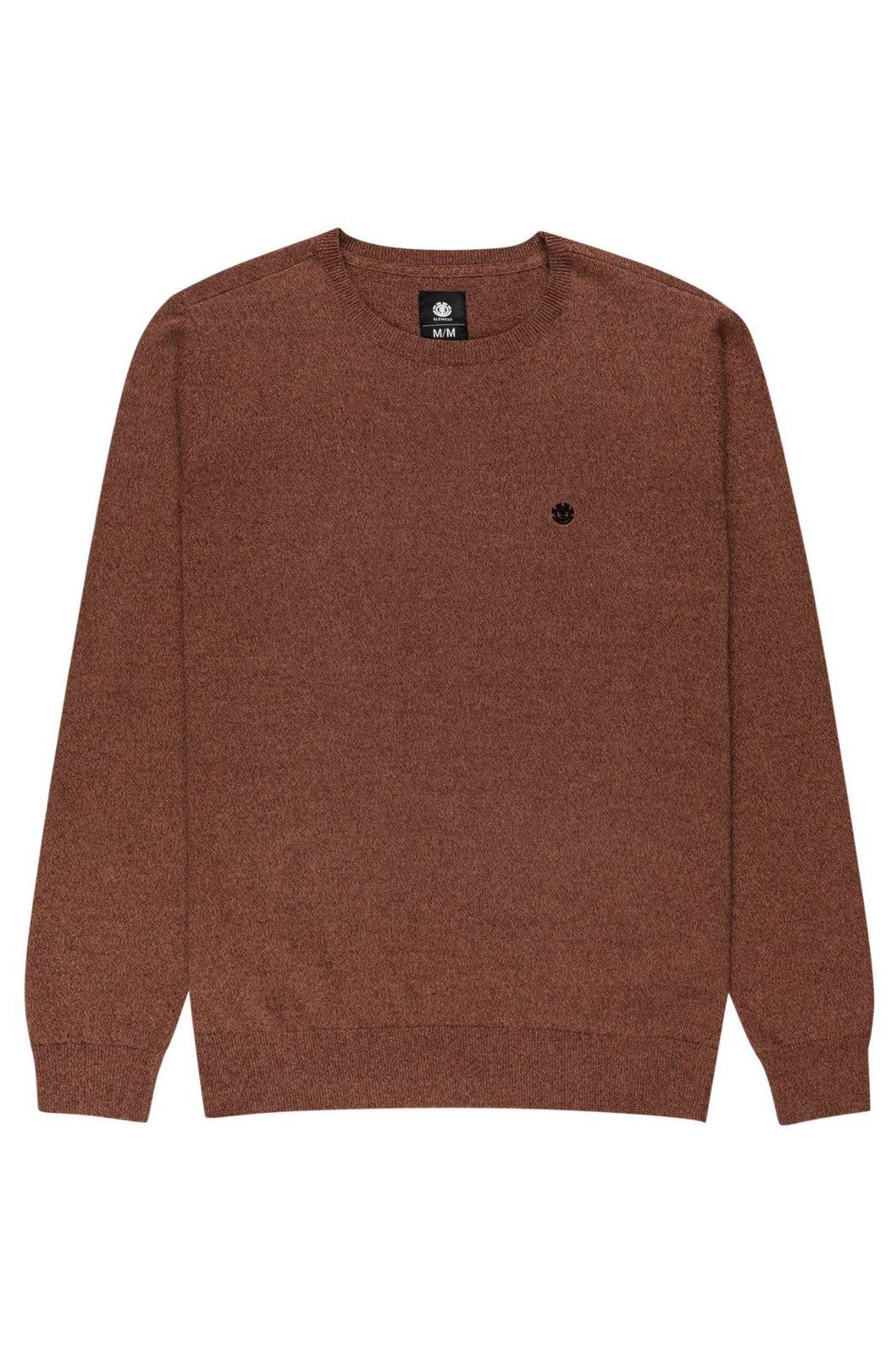 Element Sweater CREW Glazed Ginger
