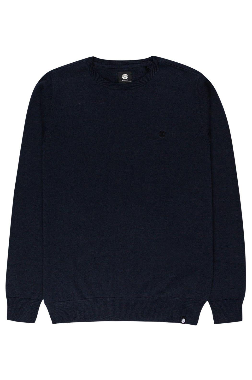 Element Sweater CREW Eclipse Navy