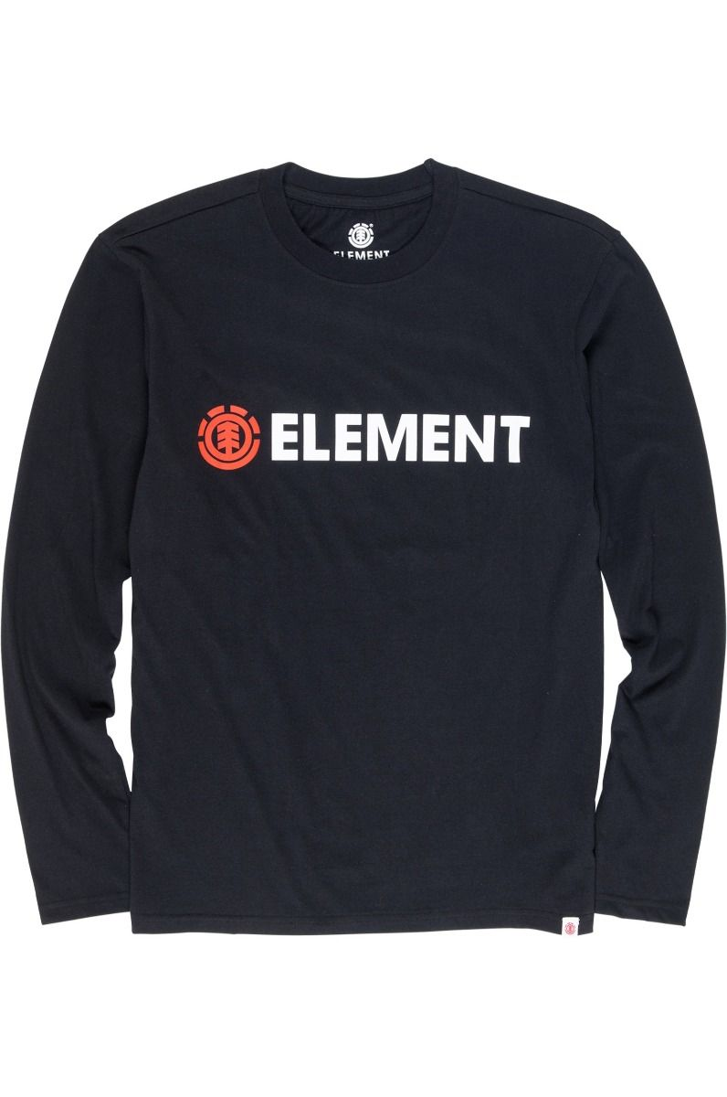 L-Sleeve Element BLAZIN LS Flint Black