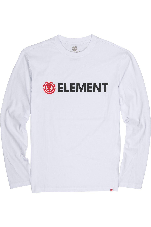Element L-Sleeve BLAZIN LS Optic White