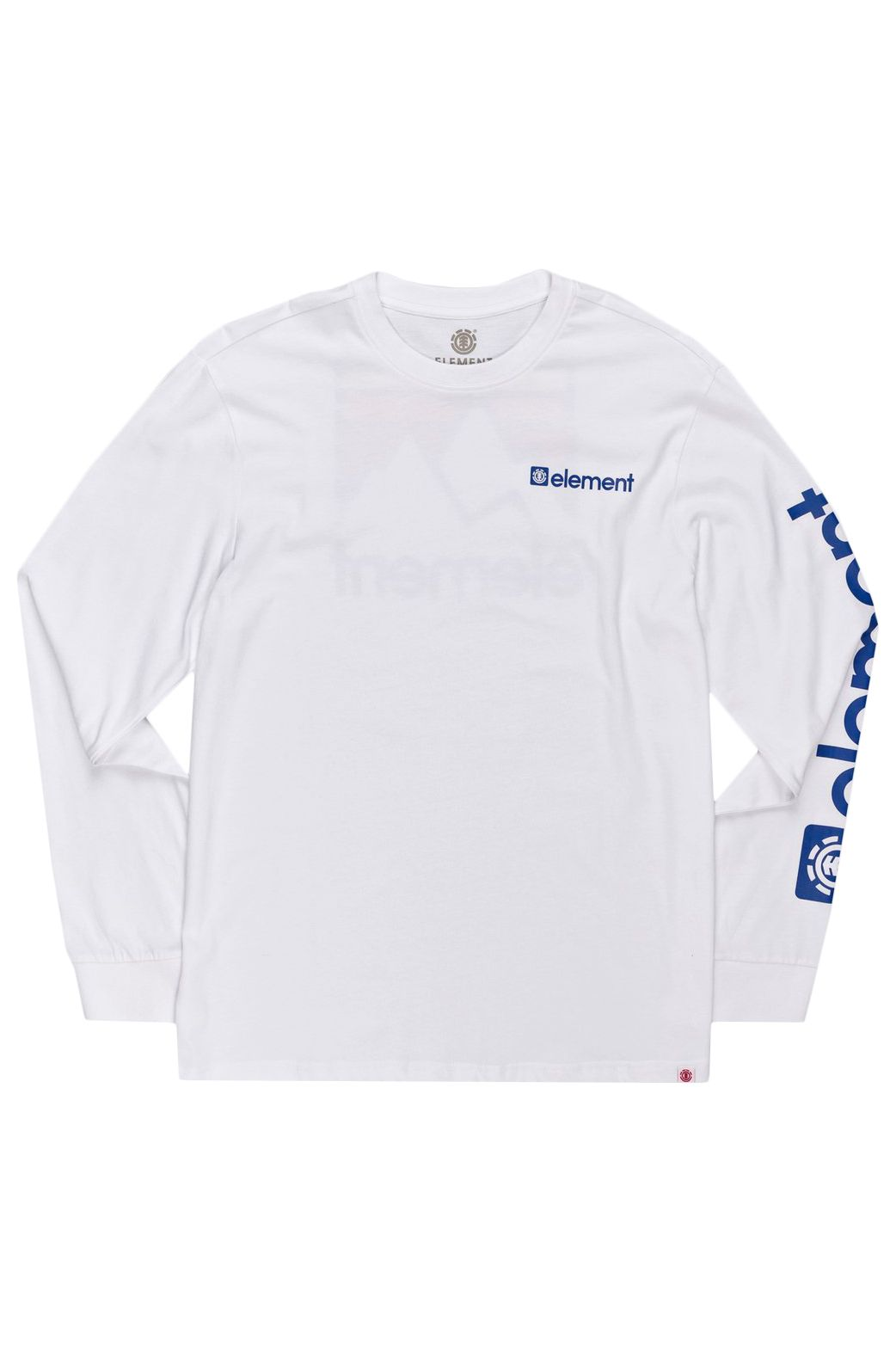 Element L-Sleeve JOINT LS Optic White