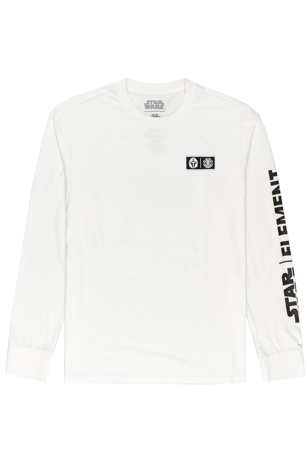 L-Sleeve Element STAR WARS X ELEMENT Off White