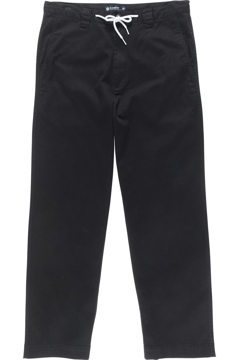 Calças Ganga Element MATTHEWS CHINO SEASONAL COLLECTION Flint Black