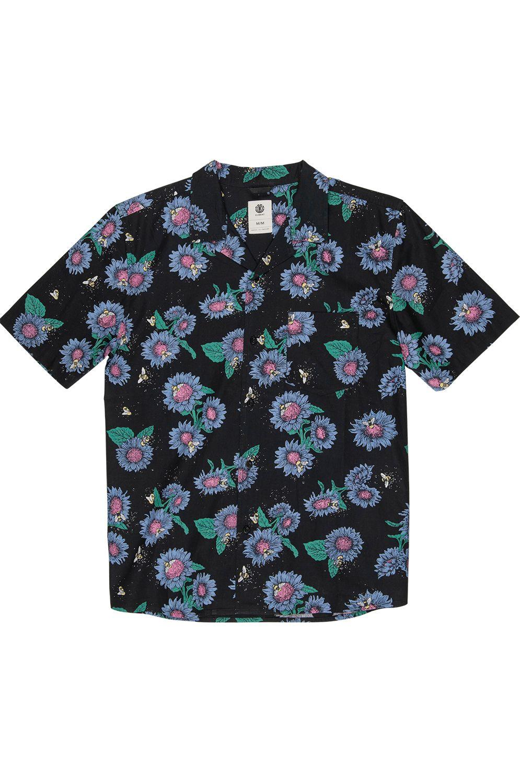Camisa Element SUNFLOWERS SS Sunflowers Prin