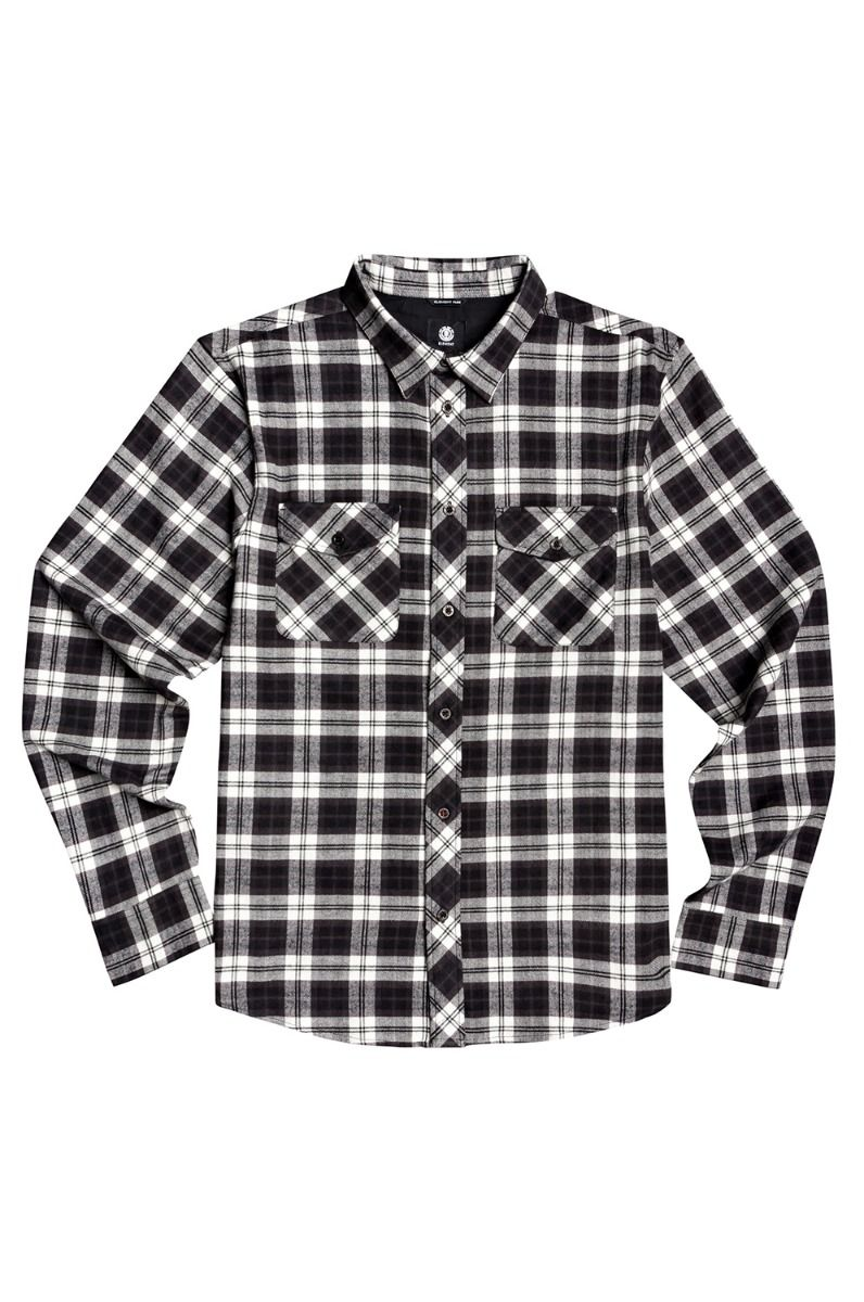 Element Shirt TACOMA Black