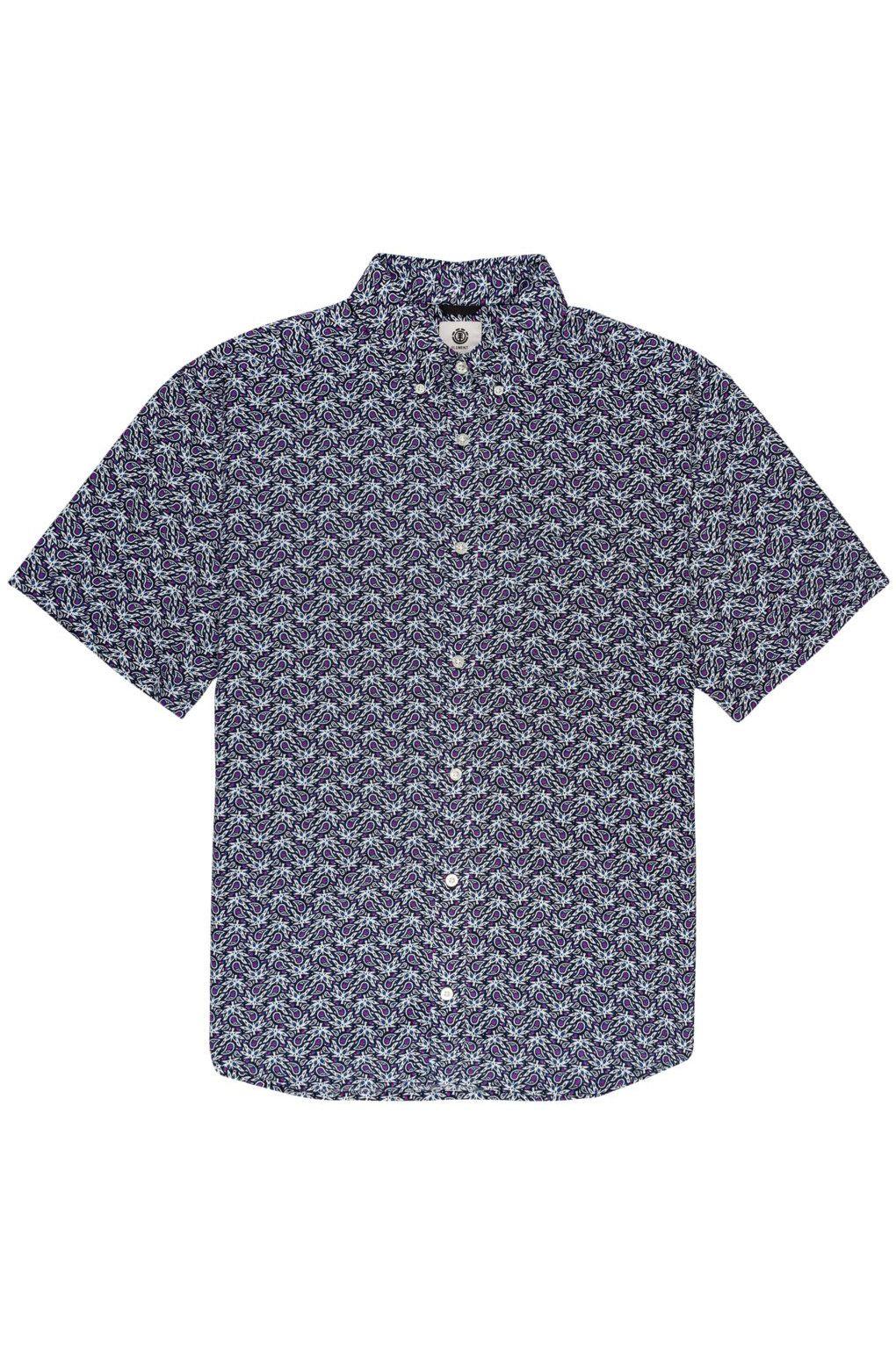 Camisa Element GLASTONBURY SS Blue Maple