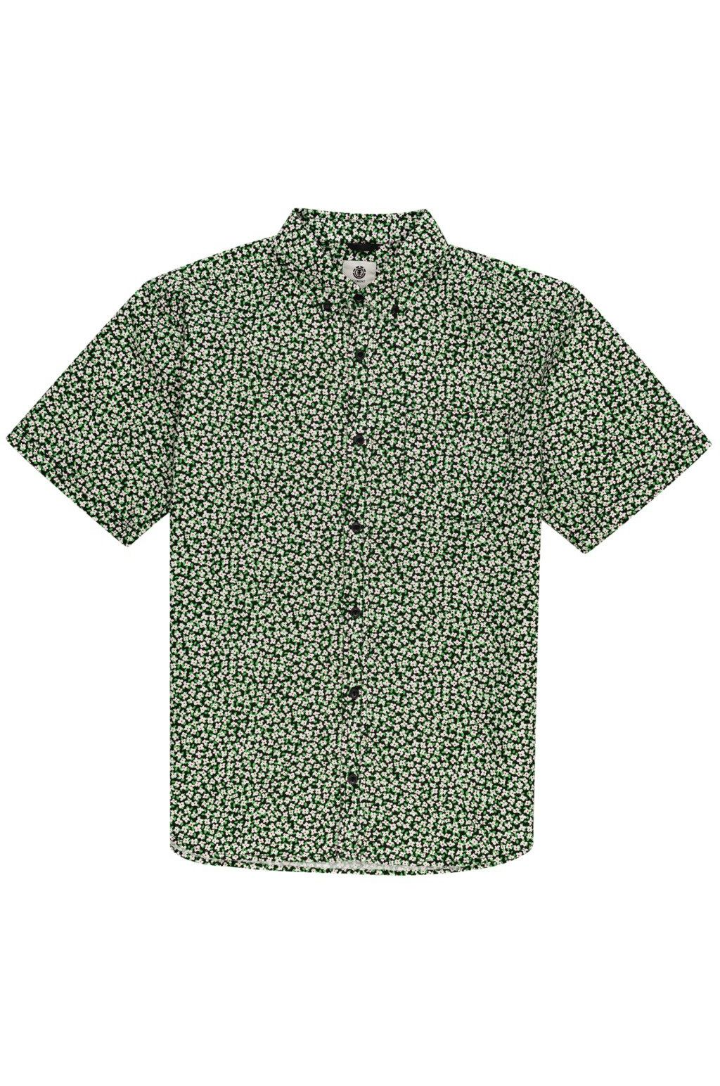 Camisa Element MEADOW SS White Wildflower