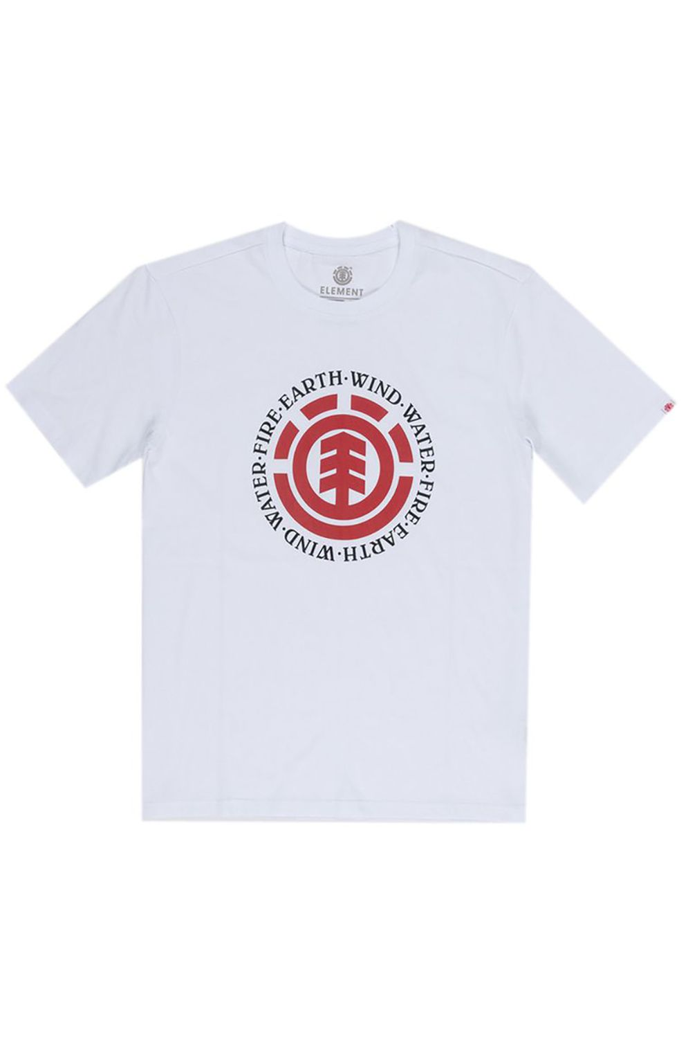 T-Shirt Element SEAL SS Optic White