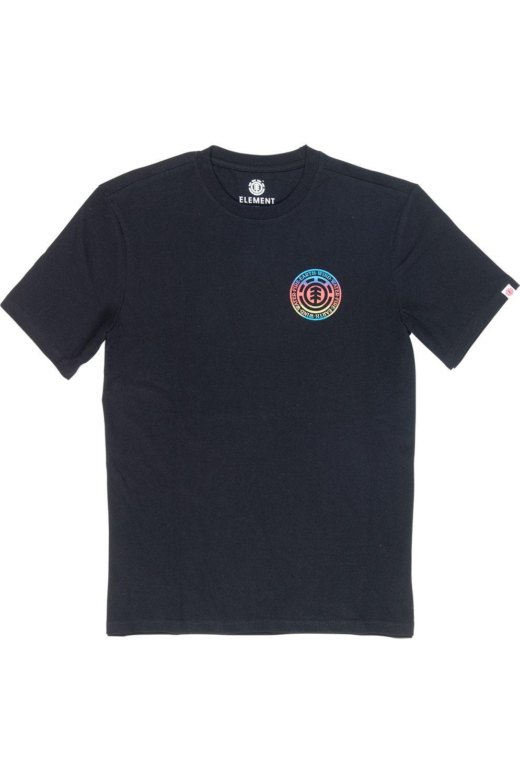T-Shirt Element SEAL GRADIENT Flint Black
