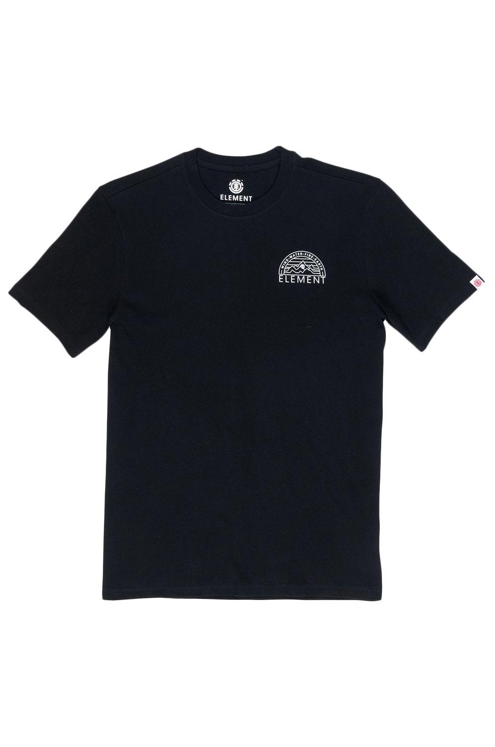 T-Shirt Element ODYSSEY Flint Black