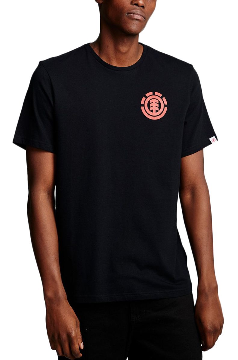 T-Shirt Element UNISON NATIONAL GEOGRAPHIC Flint Black