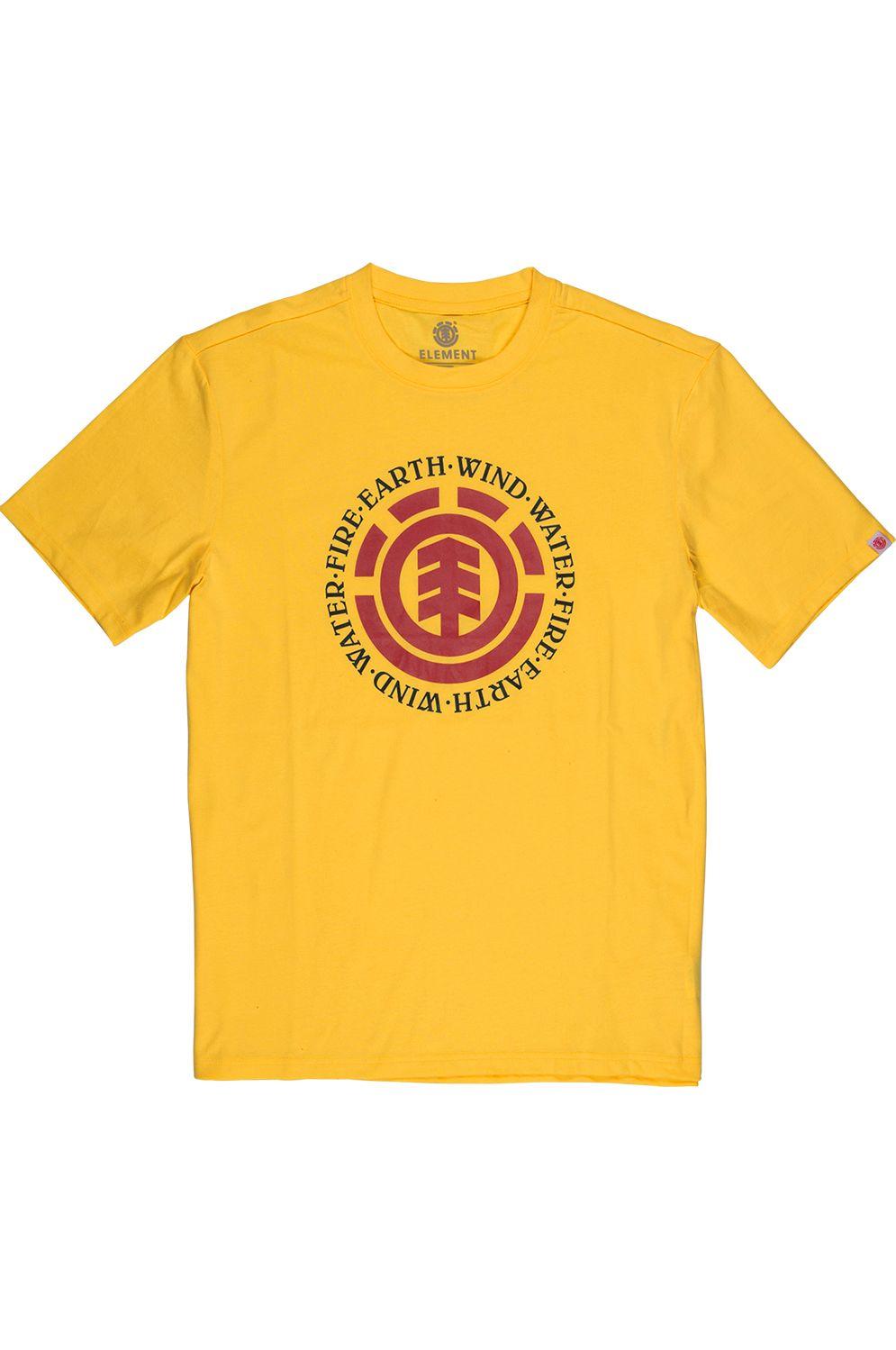 T-Shirt Element SEAL Gold