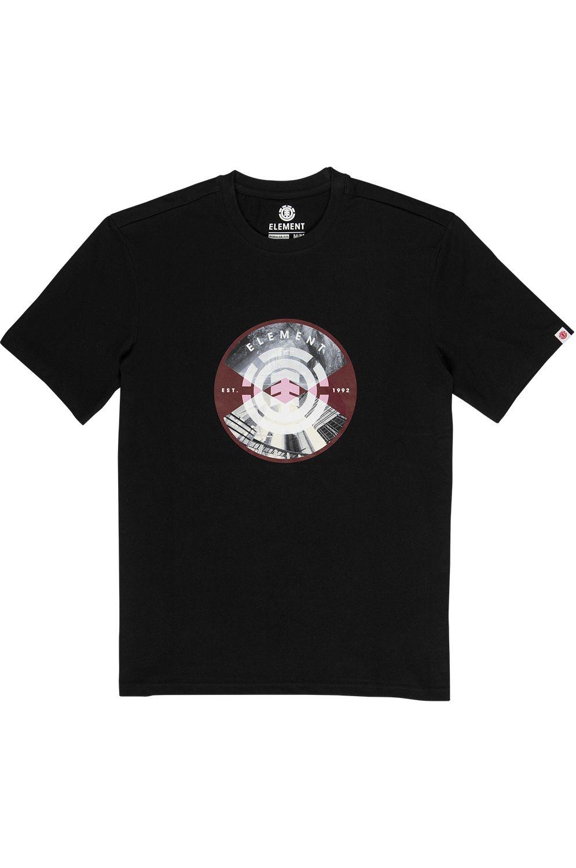 T-Shirt Element AIKEN Flint Black