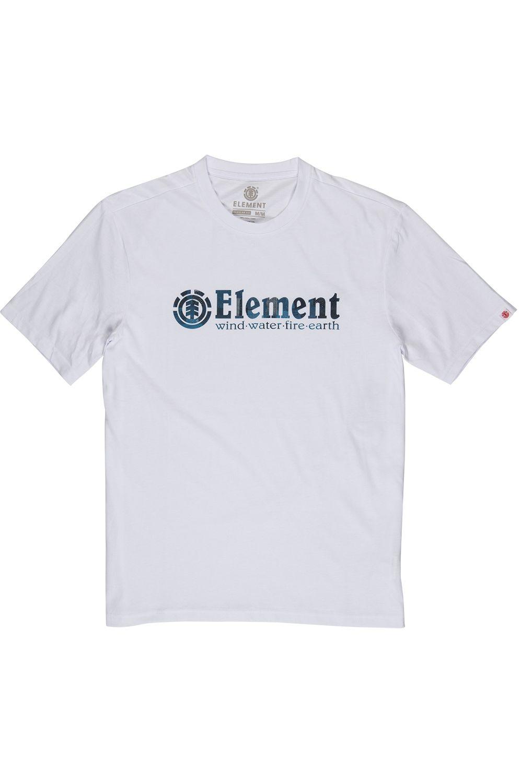 T-Shirt Element BORO Optic White