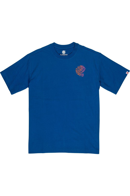 T-Shirt Element FRISCO Nautical Blue