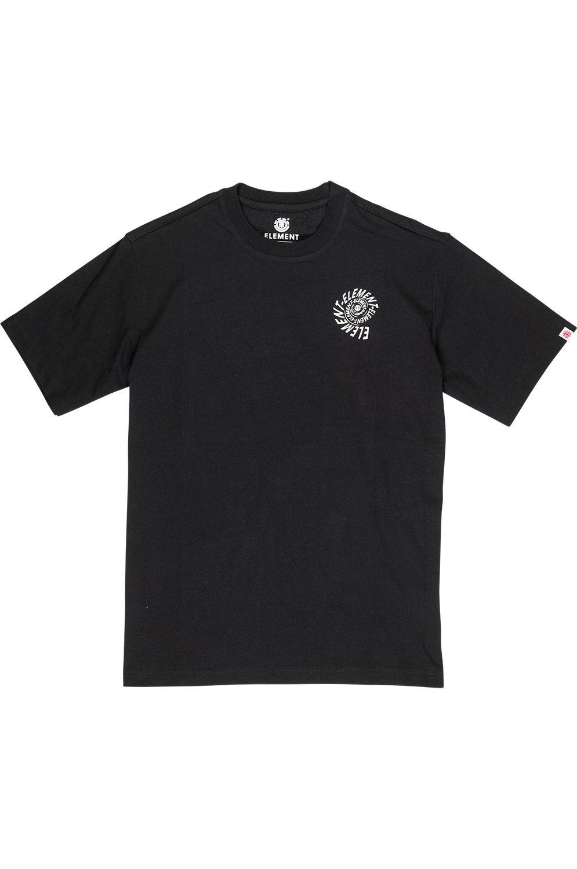 T-Shirt Element FRISCO Flint Black