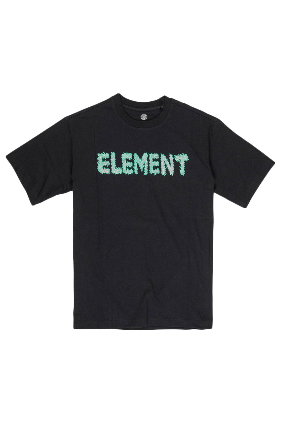 T-Shirt Element LETTERING TETSUNORI TAWARAYA Flint Black