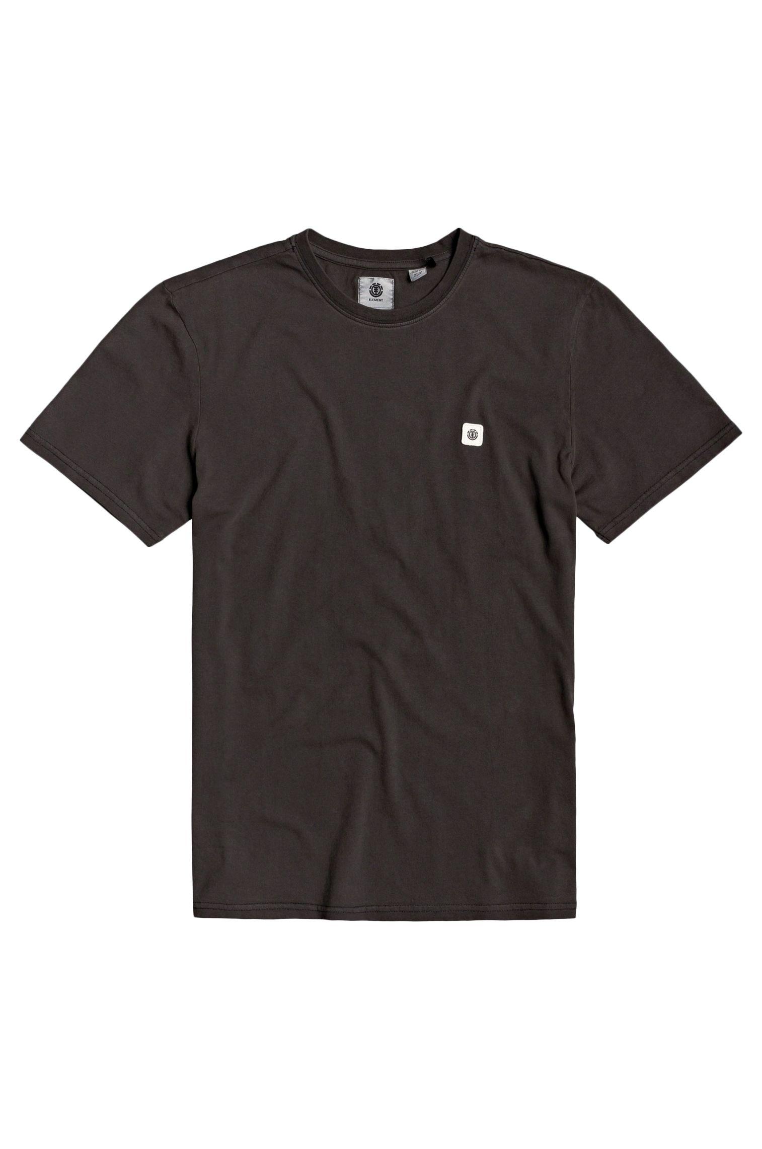T-Shirt Element SUNNY WASH SS CREW Flint Black