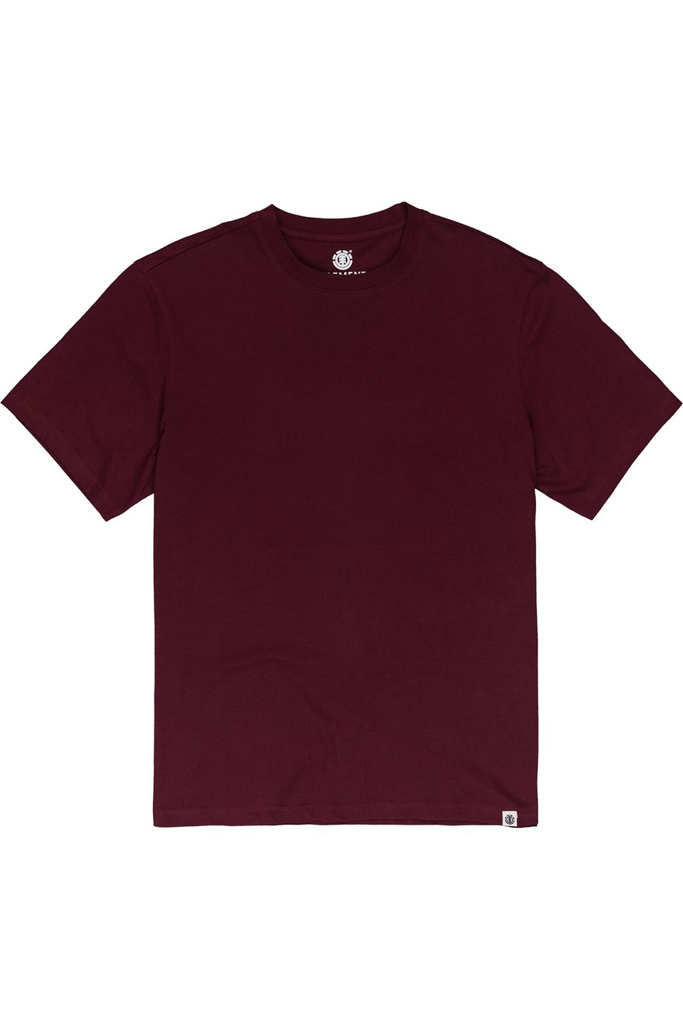 T-Shirt Element BASIC CREW SS Vintage Red