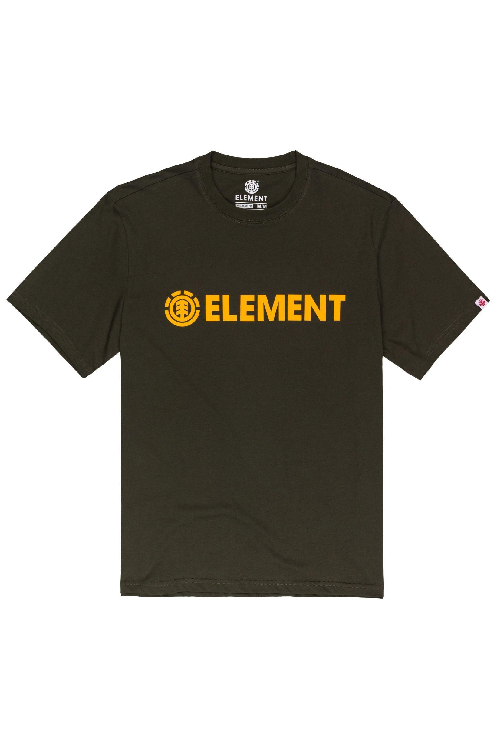 T-Shirt Element BLAZIN SS Forest Night