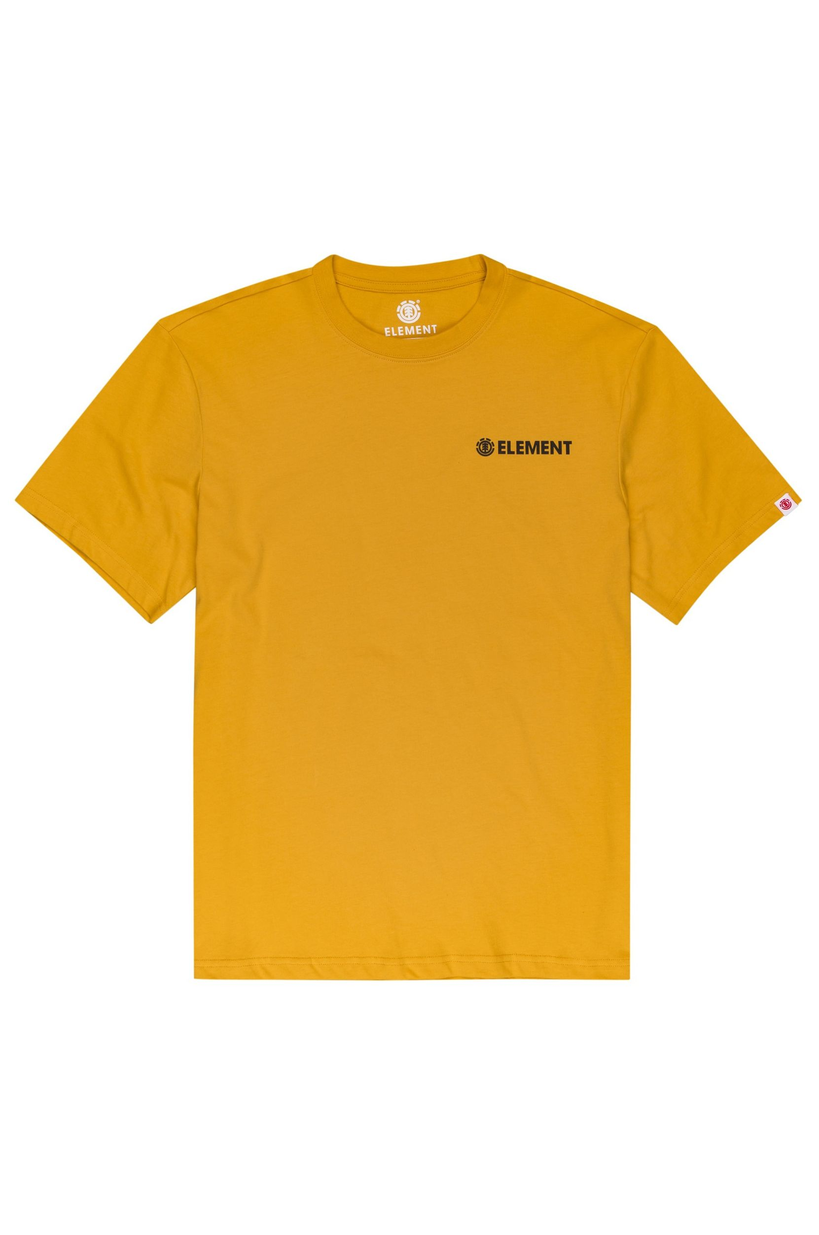T-Shirt Element BLAZIN CHEST SS Old Gold