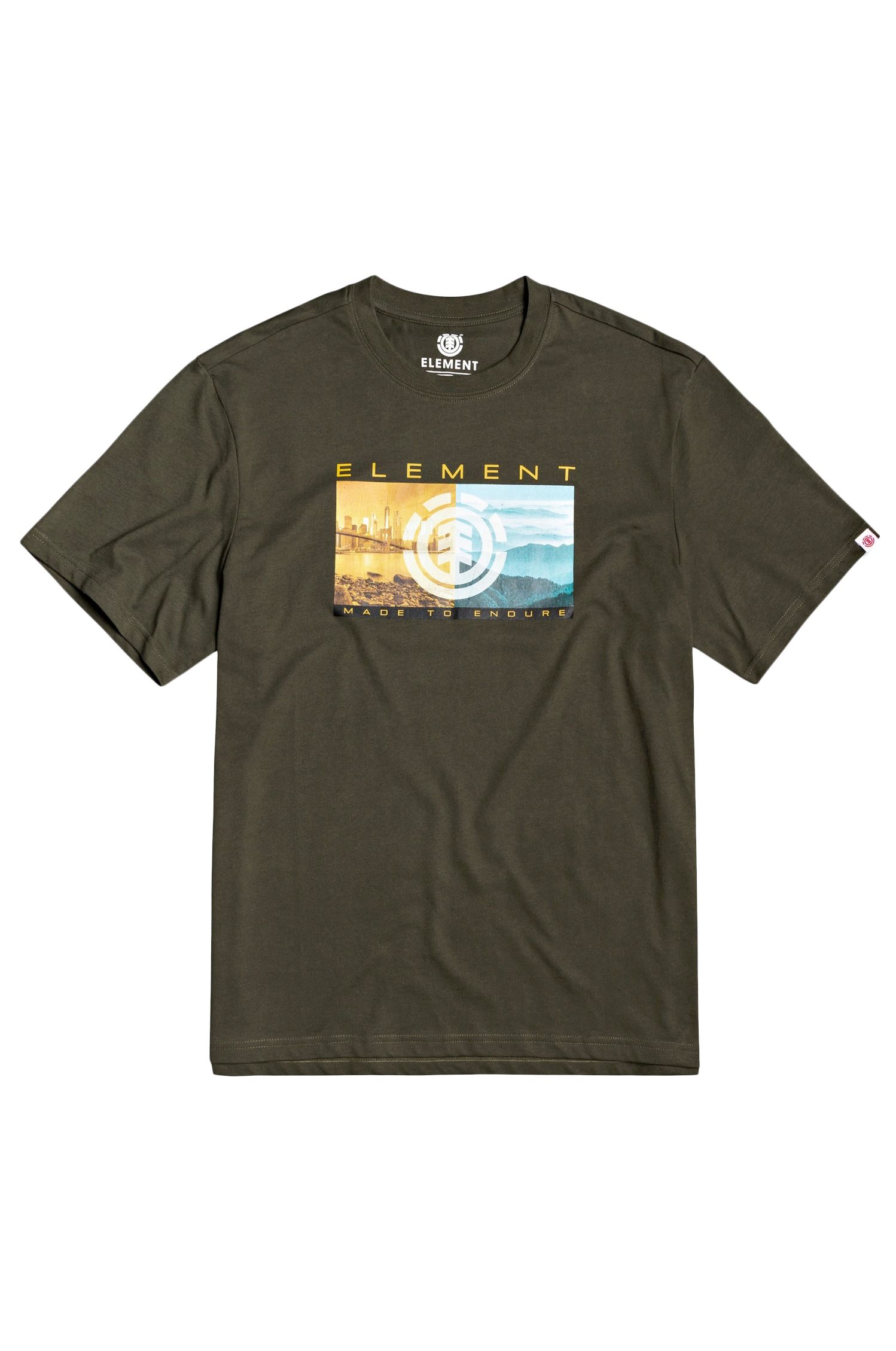 T-Shirt Element SENTINEL SS Forest Night