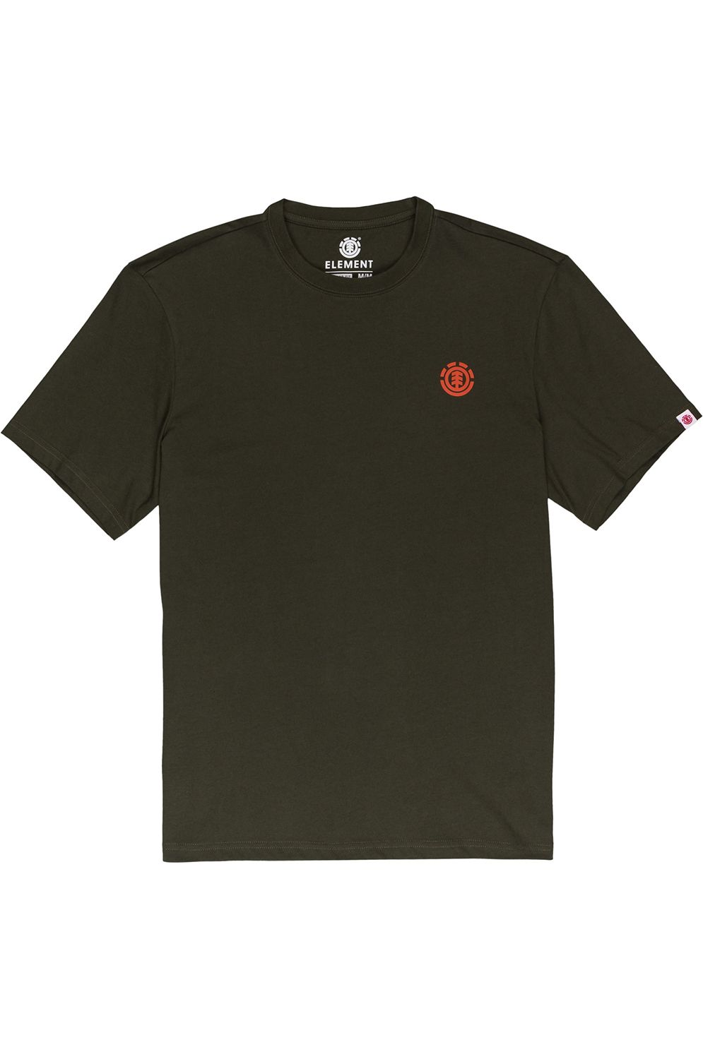Element T-Shirt MARKS SS Forest Night