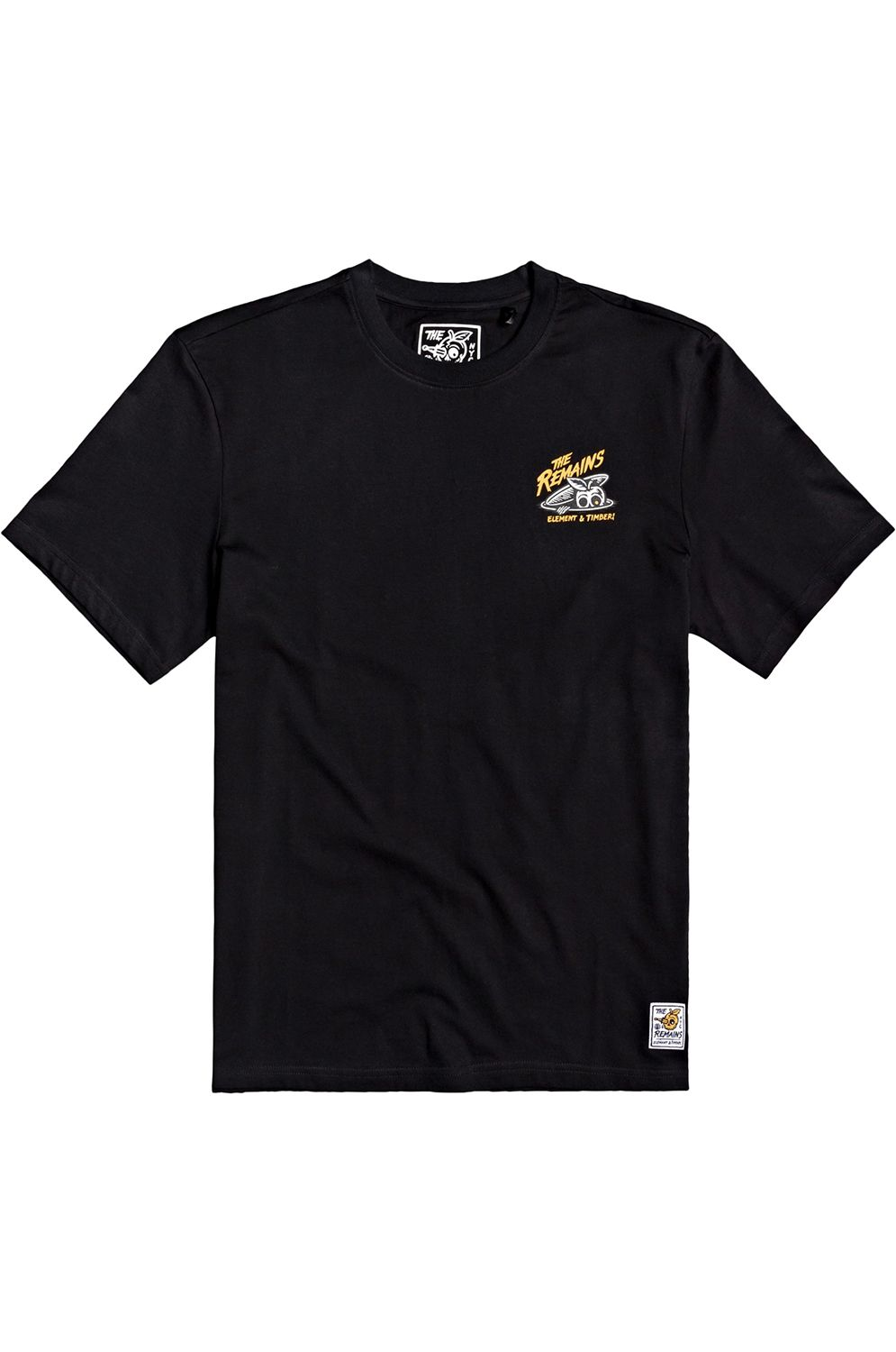 T-Shirt Element B-SIDE TIMBER COLLECTION Flint Black