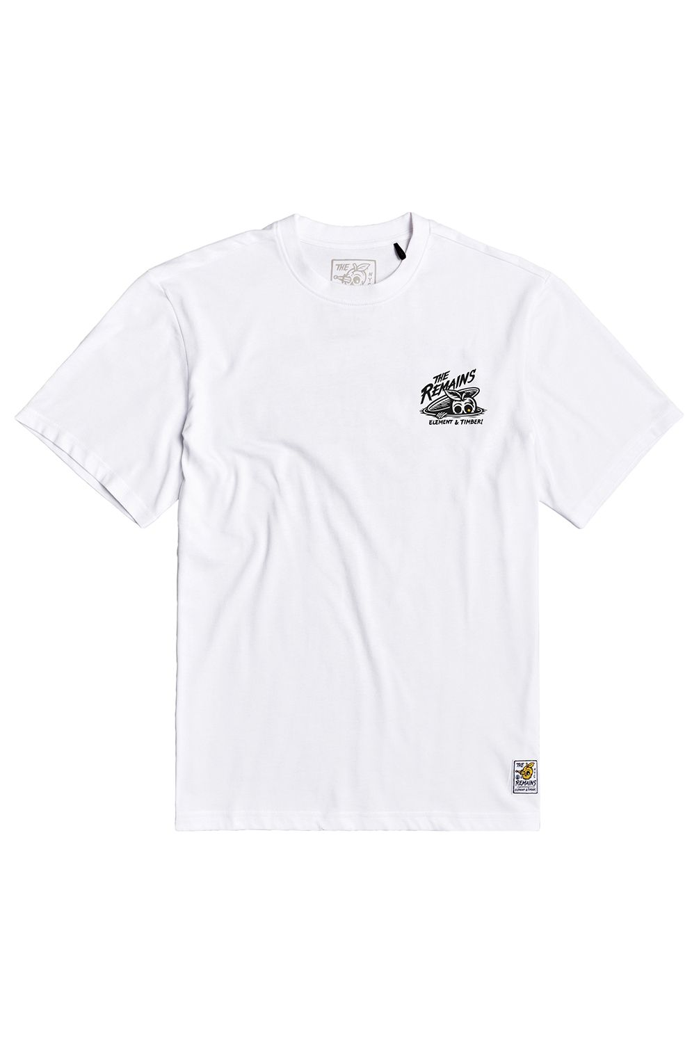 T-Shirt Element B-SIDE TIMBER COLLECTION Optic White