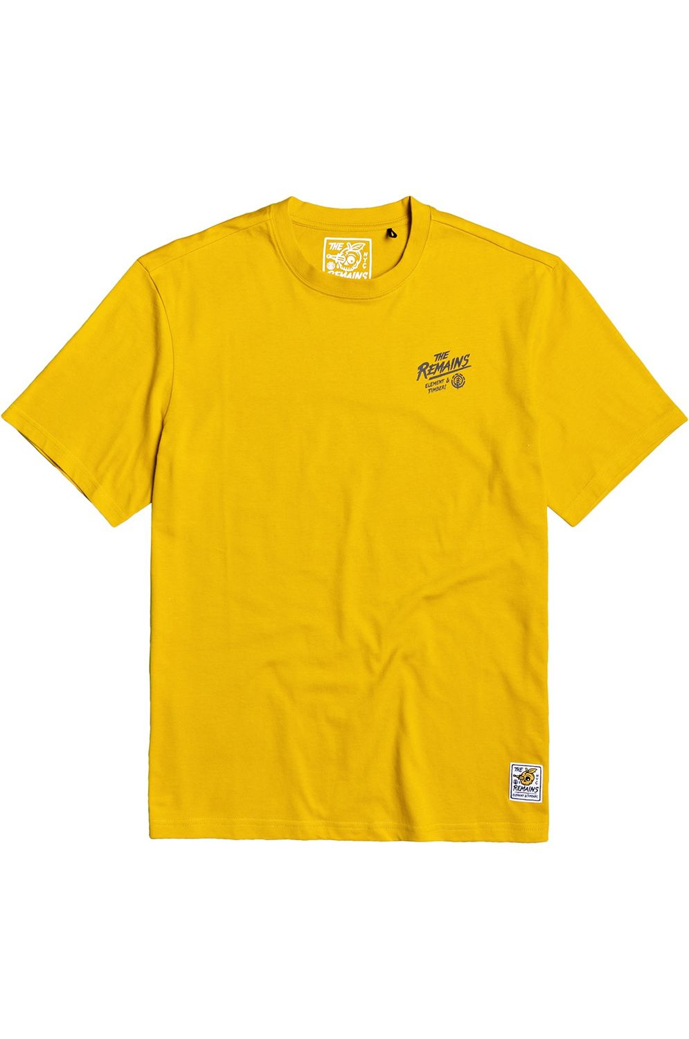 T-Shirt Element LIBERTY TIMBER COLLECTION Old Gold