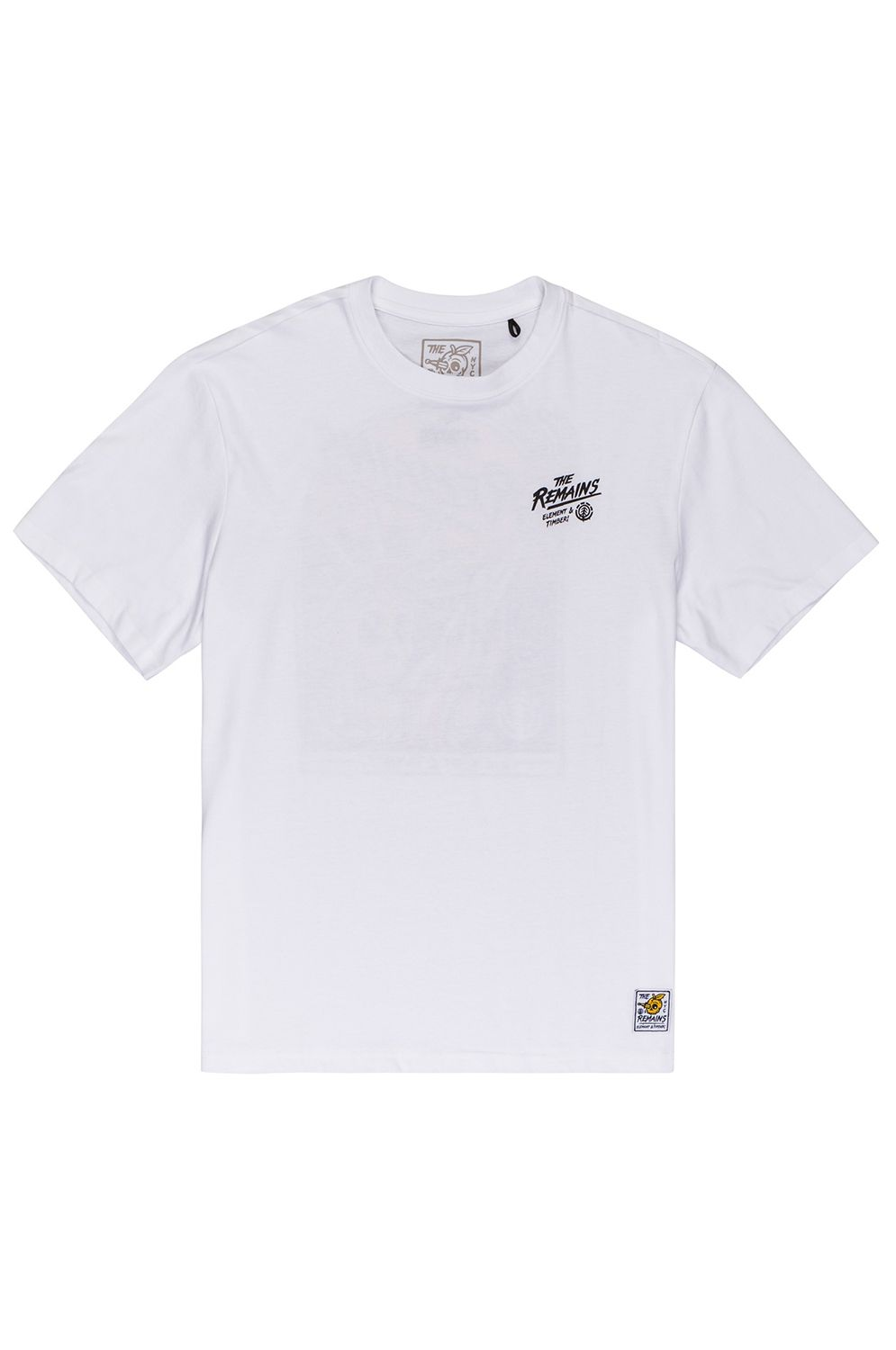 T-Shirt Element LIBERTY TIMBER COLLECTION Optic White