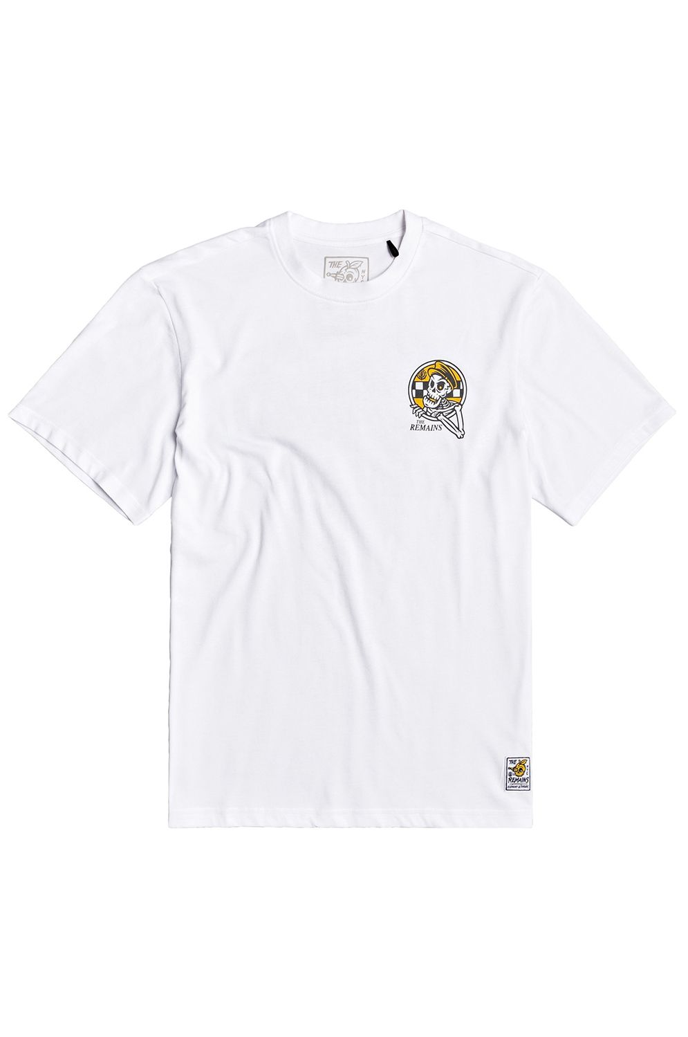 T-Shirt Element TAXI DRIVER TIMBER COLLECTION Optic White