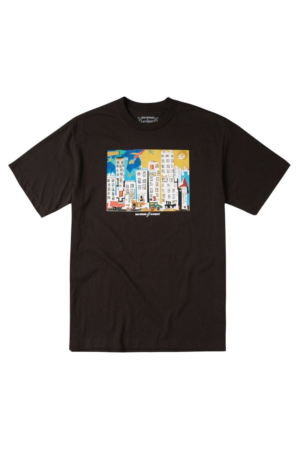 T-Shirt Element 315 BAD BRAINS Flint Black