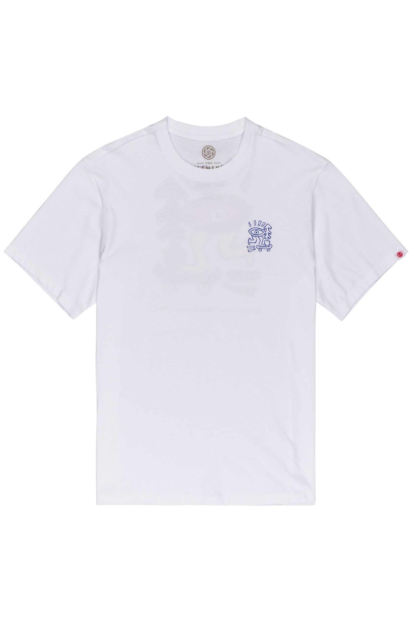 T-Shirt Element LARIMER SS Optic White
