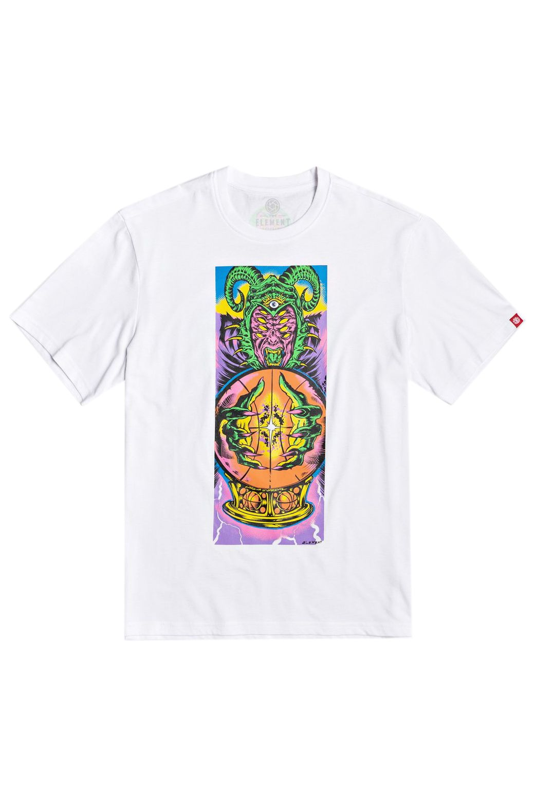 T-Shirt Element AMUN RA L'AMOUR SUPREME Optic White