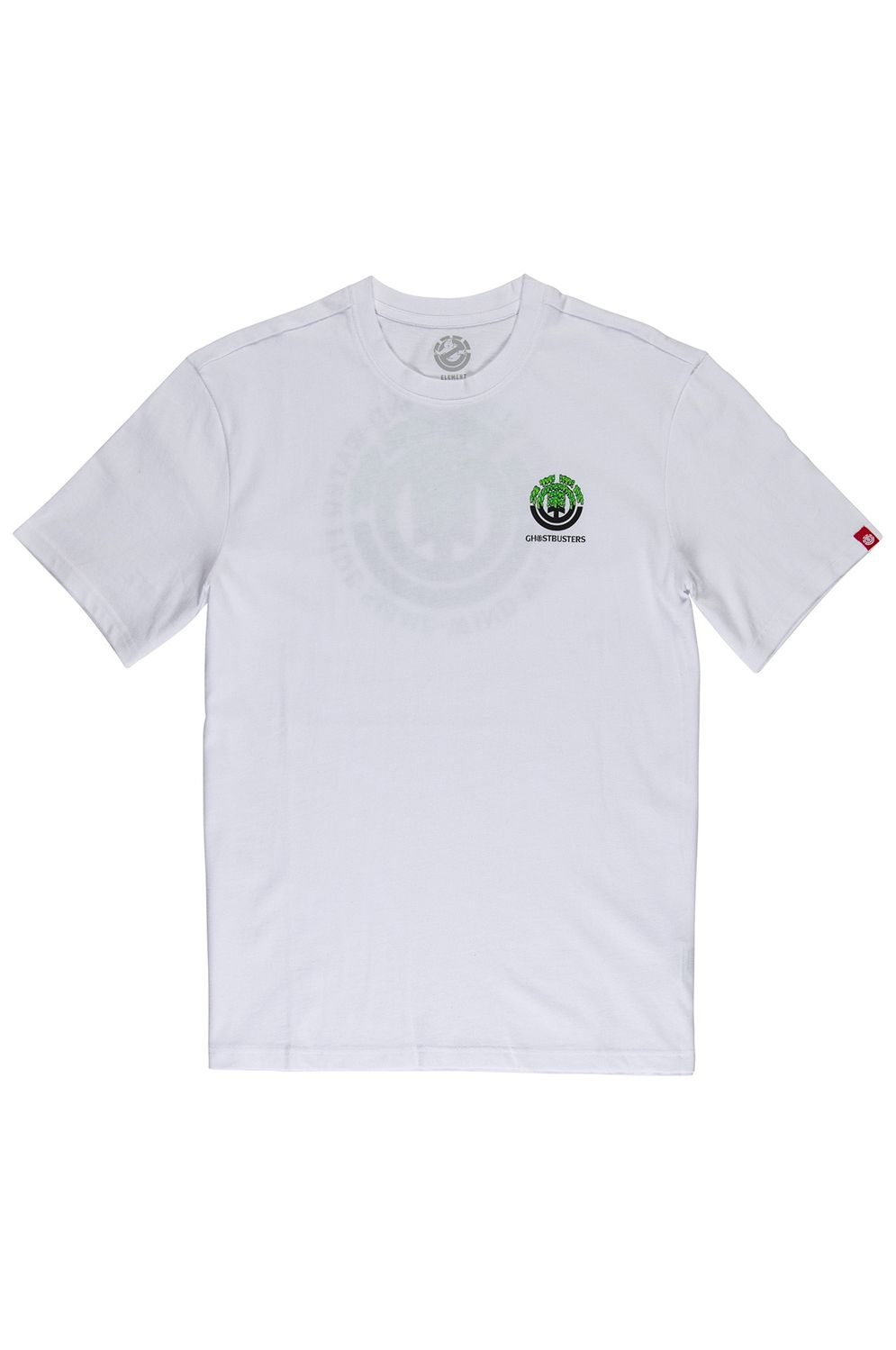 T-Shirt Element PROTON SEAL GHOSTBUSTERS Optic White