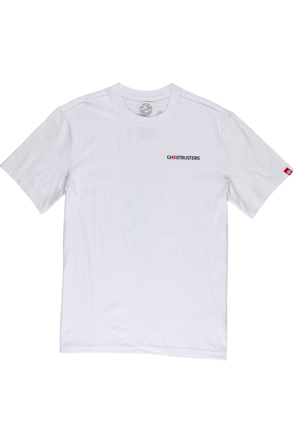 Element T-Shirt GOOP GHOSTBUSTERS Optic White