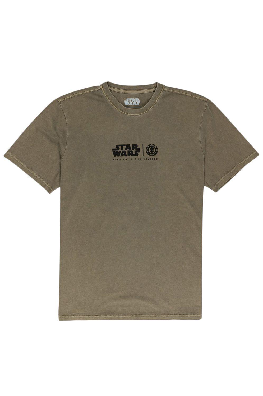 T-Shirt Element STAR WARS X ELEMENT Deep Lichen