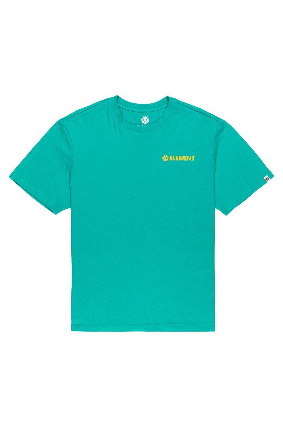 T-Shirt Element BLAZIN CHEST SS Atlantis